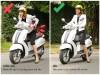 Hướng dẫn chạy xe tay ga an toàn và đúng cách